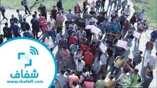 شفاف | هتافات طلاب بهندسة العاشر تندد بالتنازل عن جزيرتي تيران وصنافير