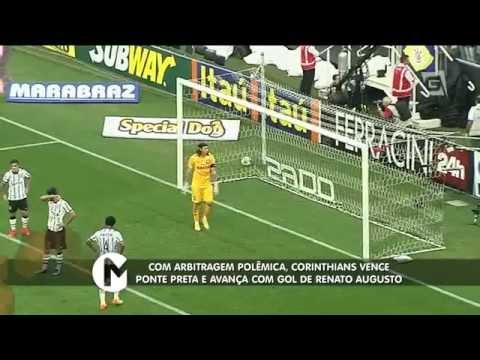 Mesa Redonda - Campeonato Paulista: Corinthians X Ponte Preta (12/04/15)