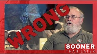Paleontologist Debunk Jurassic Park Series Dinosaurs