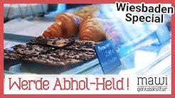 Essen abholen & Goodie als Dank: Wiesbaden genießt zuhause