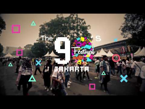 The 90s Festival After Movie Istora Senayan Jakarta 2015