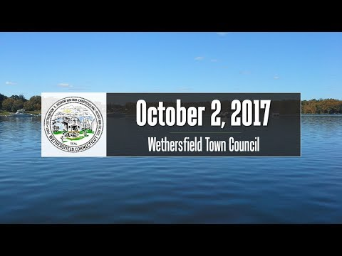 October 2nd, 2017 Town Council