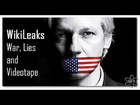 WikiLeaks: Válka, lži a video -dokument (www.Dokumenty.TV) cz / sk