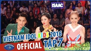 vietnam idol kids - than tuong am nhac nhi 2016 - gala 1 - full hd