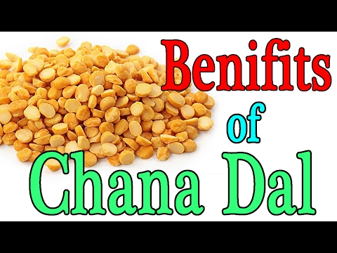Bengal Gram (Chana Dal) Health Benefits And Minerals #Hellohealth