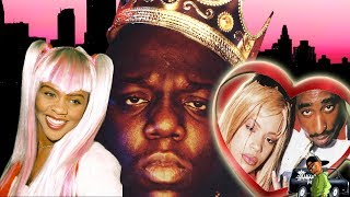 WHY DID BIGGIE SEND LIL' KIM AT TUPAC AND FAITH EVANS?