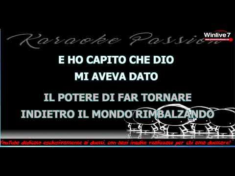 Ayrton  - Lucio Dalla (base Karaoke Passion)