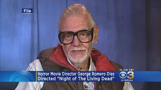 Horror Director George Romero Dead At 77