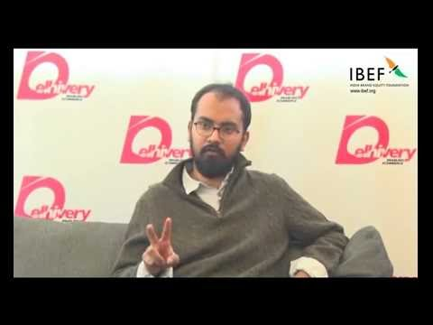 Sahil Barua, Co-founder And CEO, Delhivery