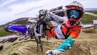 Dangerous Moto X Jumps!