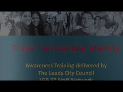 Trans* & Gender Identity training
