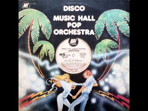MUSIC HALL POP ORCHESTRA - Fly , 1978 , Latin , Disco , Library , 70s