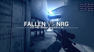 ESL Pro League Season 6: FalleN vs NRG