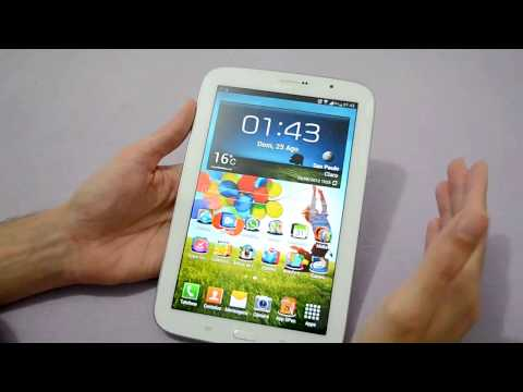 Review Samsung Galaxy Note 8.0 GT-N5100 3G PT-BR