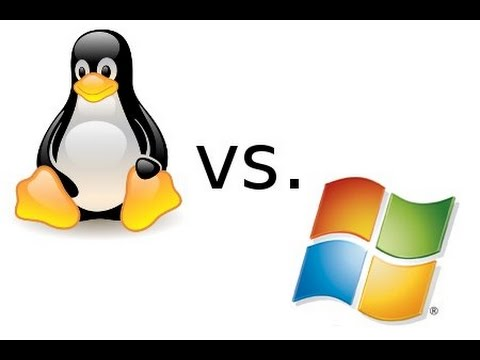 windows nt vs unix as an