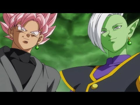 XXXTentacion - Pistol (Goku vs Black & Zamas)
