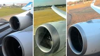 10 ENGINE SPOOL UPS (incl. 777, 787, A350) !! Choose your favourite!!