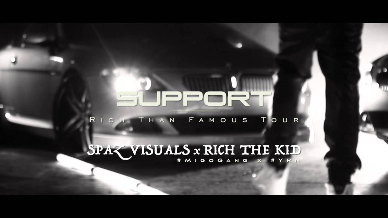 Download Rich The Kid: What You Talkin Bout (BTS: MusiQ Video)