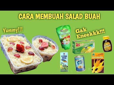 cara-dan-bahan-membuat-salad-buah-yang-premium