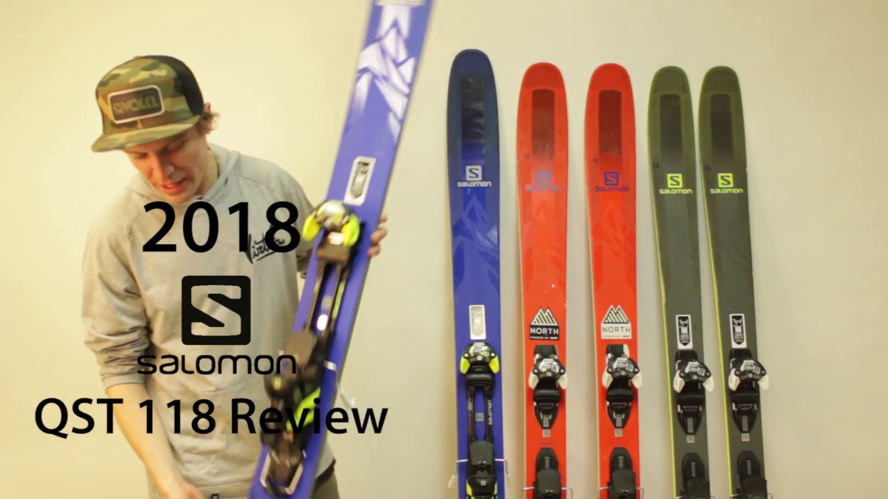 2017 Salomon QST 106 Skis | Gear Reviews | Colorado Ski and Bike