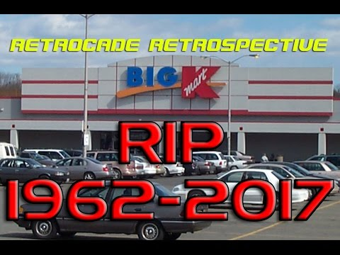 Retrocade Retrospective: The Death of K-Mart