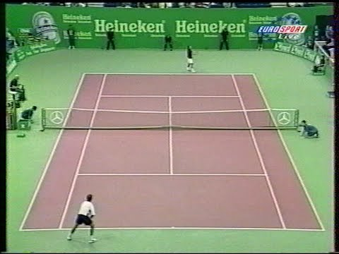 ATP Singapore 1999 Rios vs Tillstrom Final