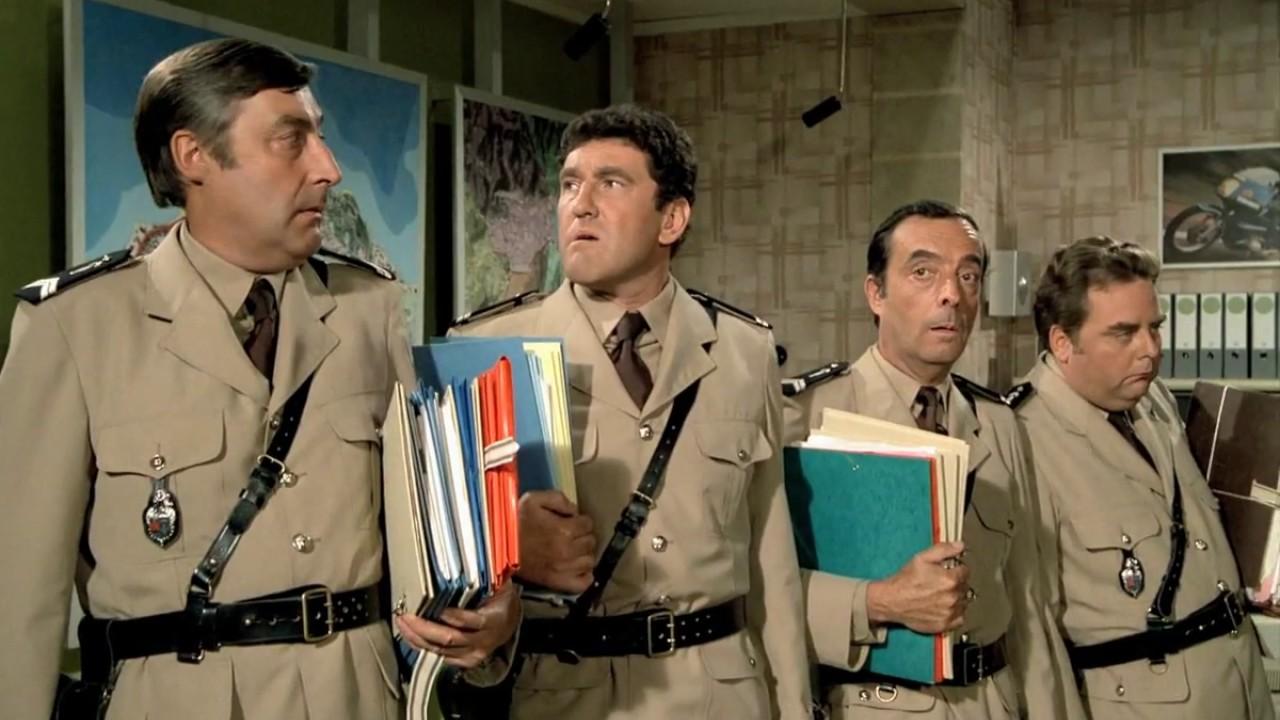 Żandarm i policjantki 1982