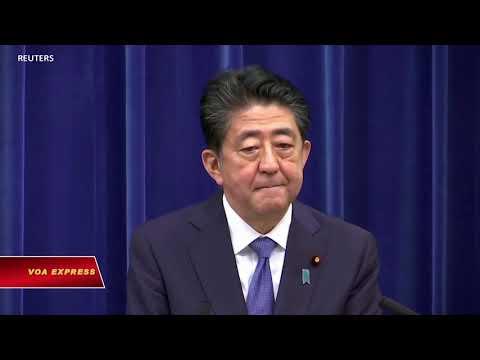 Thủ tướng Nhật từ chức vì sức khỏe kém (VOA)