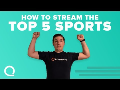 Best Way To Stream Sports | NFL, MLB, NBA, NHL, MLS & More