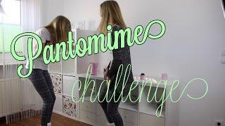 Pantomime challenge I Finja and Svea