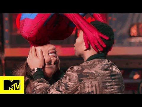 Chrissy Teigen Lives Out Her Spider-Man Fantasy | Lip Sync Battle | MTV Movie & TV Awards