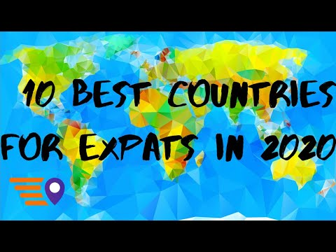 10 BEST COUNTRIES FOR EXPATS IN 2020  Ready Go Expat
