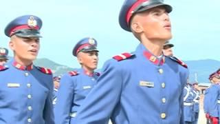 juramentacion e investidura del cadete a t m gnb edo tachira