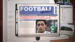 FIFA Manager 11 - PC - Transfer Market developer blog official video game preview trailer HD