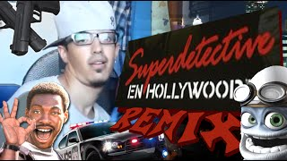 EL TOPACIO | Superdetective En Hollywood Remix | PUNYASO