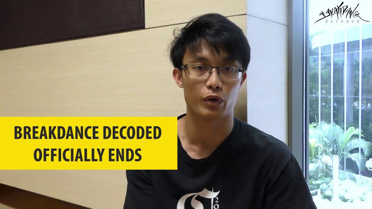 Adios, Amigos | BreakDance Decoded's Farewell