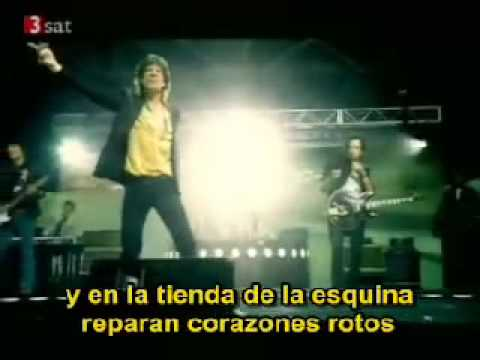 rolling stones streets of love subtitulado