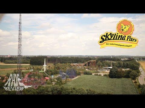 [Doku] Skyline Park - Der coole Freizeitpark in Bayern - Park Check