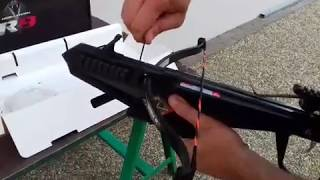 ek archery cobra r9 crossbow video, ek archery cobra r9
