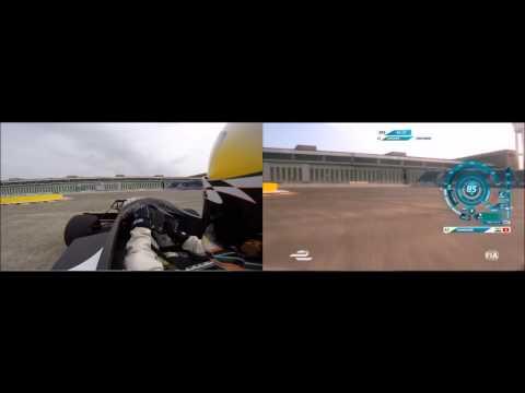 Formula Student vs Formula E in Berlin 2015