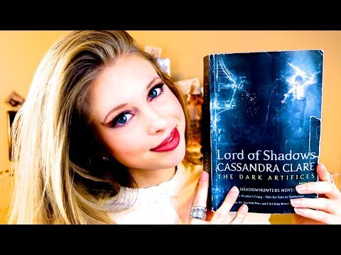 LORD OF SHADOWS BY CASSANDRA CLARE | booktalk with XTINEMAY