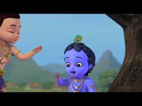 Shararat krishna (yasoda ka nand lala )...