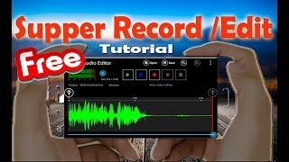Best Recording And Editing App For YouTubers And Singers | धासु Recording app | By Digital Bihar
