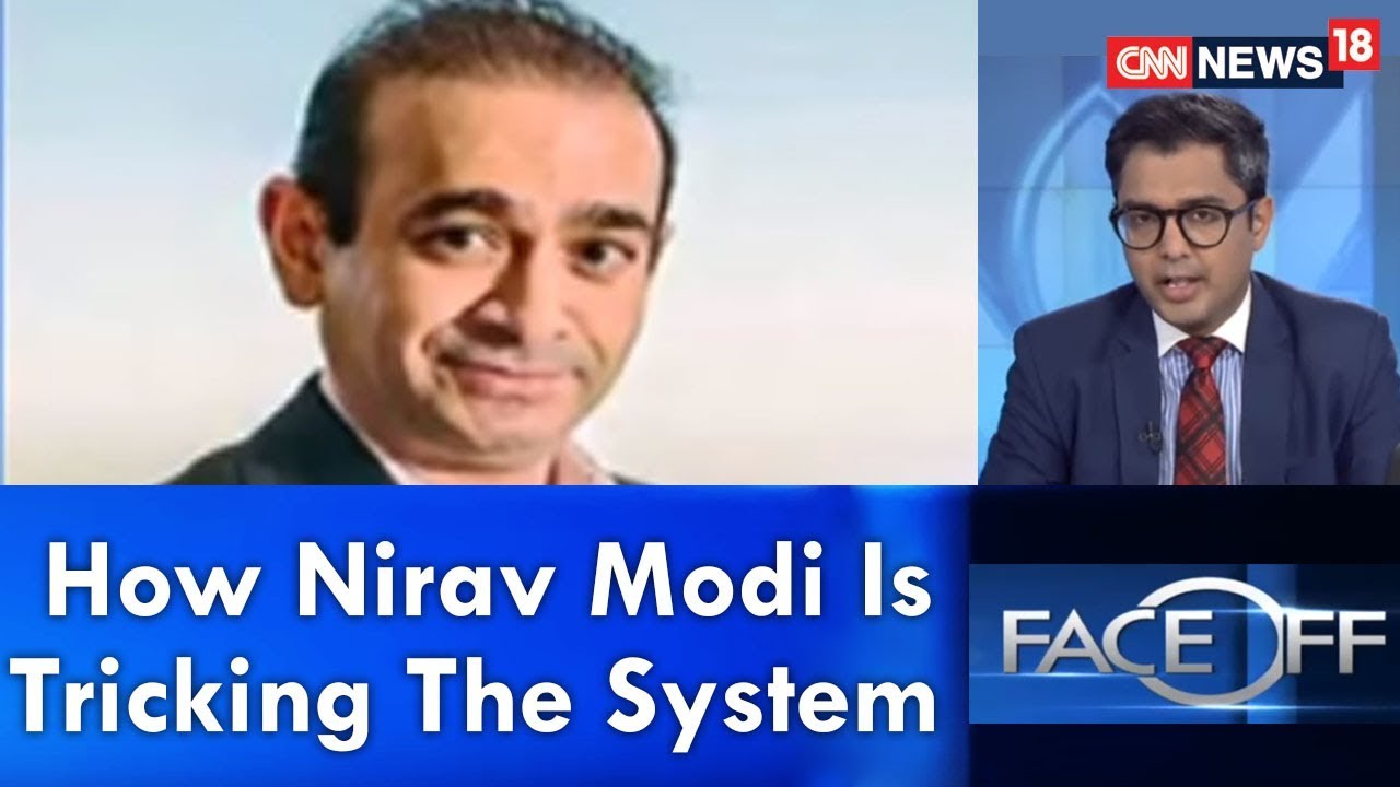 #NiravEmailLeak | Revealed On Face Off: How Nirav Modi Is Tricking The System | Face Off |CNN News18