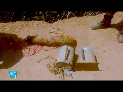 القوات العراقية تقتحم نفقا استخدمه تنظيم الدولة الإسلامية  - 19:22-2018 / 7 / 12
