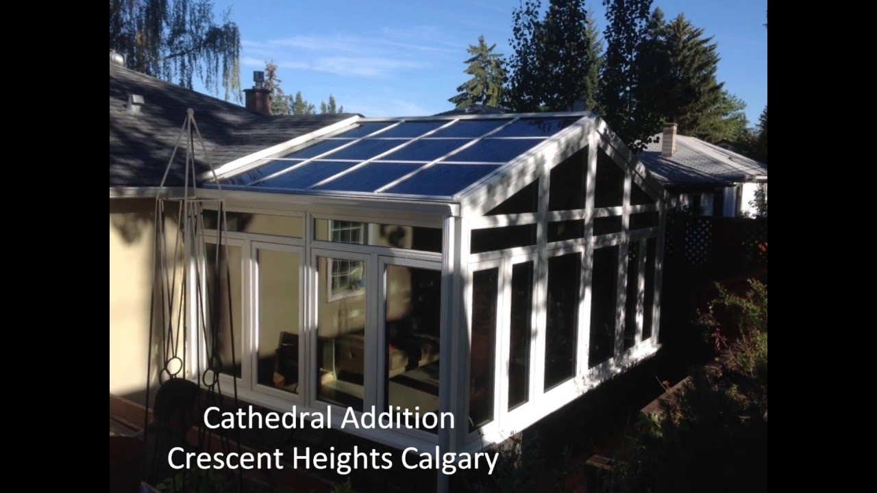 four seasons sunrooms local builds calgary youtube