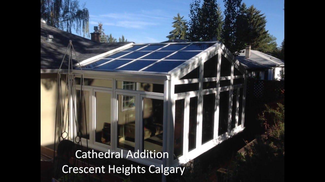 Four Seasons Sunrooms   Local Builds   Calgary   YouTube
