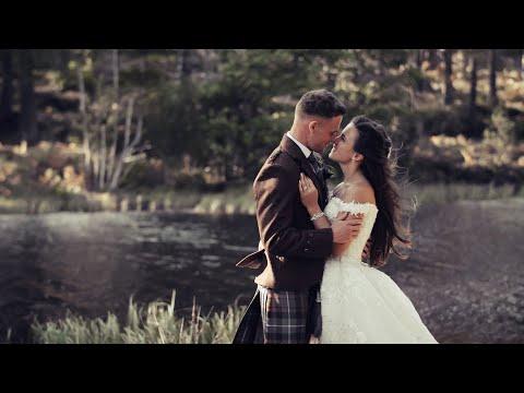 Robyn & Troy | Wedding Film | Glen Tanar | Aberdeenshire | Scotland