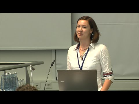 Maria Eskevich: Stakeholders in academic publishing
