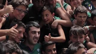 Campus Unicaja Baloncesto 2017 - T2: Presentación Gio Shermadini